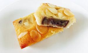 八王子産の栗のアーモンドケーキ:東京八王子のこじまファーム