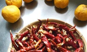 地元産素材の黄柚子胡椒|無添加ジャムの東京八王子こじまファーム