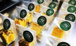季節のケーキ かぼちゃケーキ バターナッツパンプキンの優しい甘味です。|無添加ジャムの東京八王子こじまファーム
